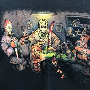 Other - Vintage Halloween shirt